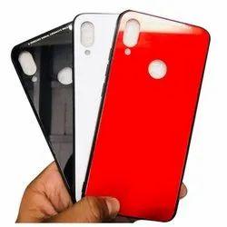 Silicon Plain Mobile Back Cover