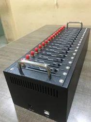 Mootek 16 Port Bulk SMS And Voice Call Modem