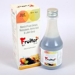 Pure Fruit Extract & Lutein Blend Syrup