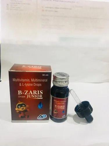 B-Zaris-Junior Drops