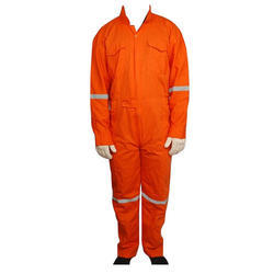 Orange Boiler Suit