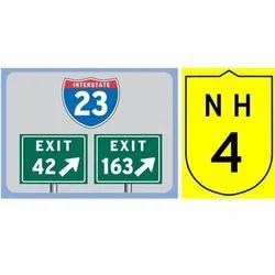 Highway Marker Board