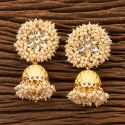 Gold Plated Jhumki Earring 9964