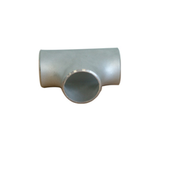 Stainless Steel Super Duplex Tee, Size: ANSI B 16.9