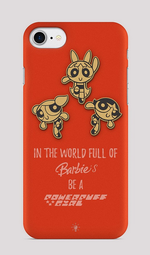 af349ee721 Iphone 6 Plus Bold Power Puff Girls Mobile Cover, I-Plus Mobile ...
