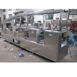 PVG Roll Cut Biscuit Form Machine, Capacity: 50-100 kg/hr