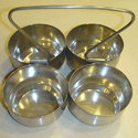 Stainless Steel Bowl Set
