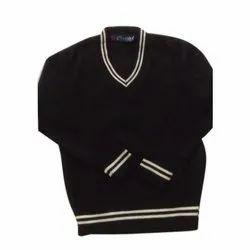 Brown School Sweater