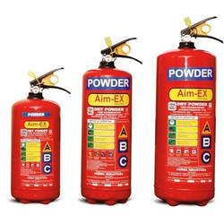 Aim-EX Industrial ABC Fire Extinguisher