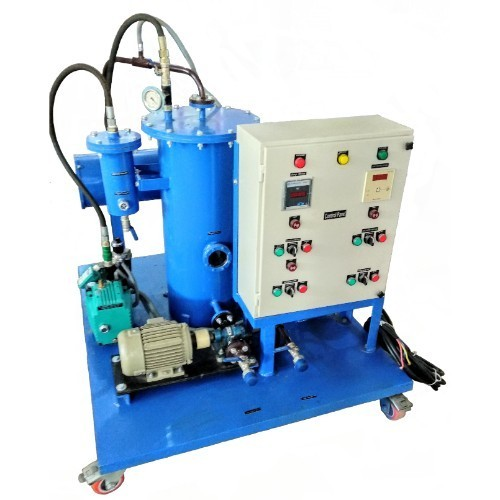 Turbine Oil Centrifugal Filtration Machine