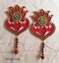 Acrylic Lotus Designer Shubh Labh
