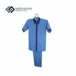 Male Cotton Ward Boy Uniform for Hospital