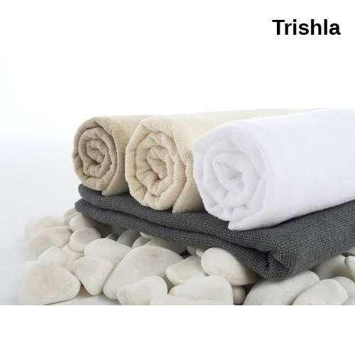 Plain 30x60 Inch Cotton Spa Towel
