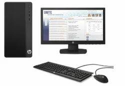 HP Desktop Pro G1 MT, Intel Core i5 7th Gen Processor, 4 GB, 1TB, 18.5, Win10 Pro