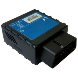 Heavy Machinery Tracking Device