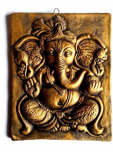 Decorative Terracotta Ganesh Amp Ganpati Wall Hanging At Rs