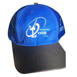 e42dce69 IK International Blue and Black Printed Cricket Cap