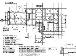 Residential Building Drawing Service in India