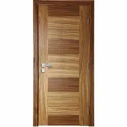 Matte Interior Timber Wood Hinged Door, Size: 3 X 7 Feet
