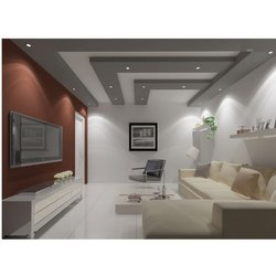 Modern Pop False Ceiling Service In Lucknow Id 20805213788