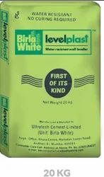 Birla White Levelplast Cement, 20KG