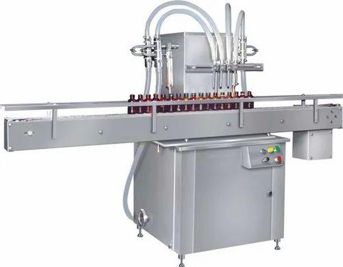 Sanitizer Filling Machines
