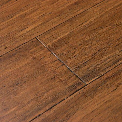 Wood Glossy Bamboo Flooring Rs 120, Hardwood Bamboo Flooring