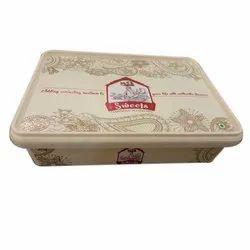 Sweet Packaging Plastic Box