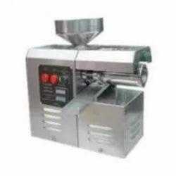 Automatic Mustard Oil Making Machine