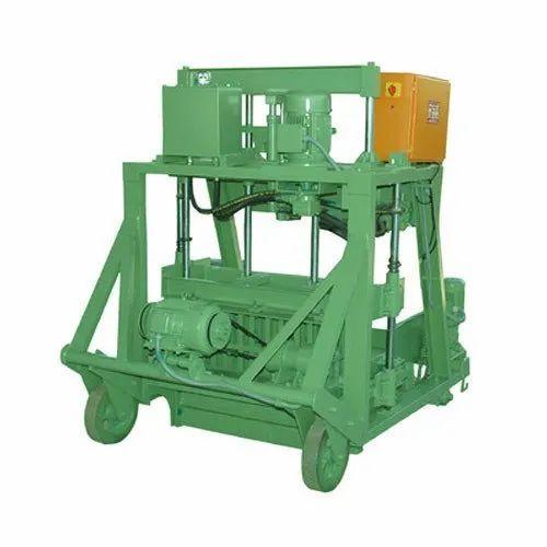 2 - 3 hp Hydraulic Brick Making Machine
