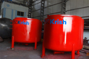 Rubber Lining Storage Tanks