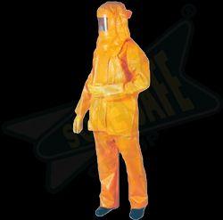 Unisex Yellow PVC Suit