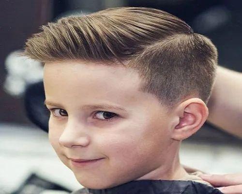 Baby Hair Style Bpatello