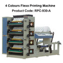 2-6 Colours Flexo Printing Machine