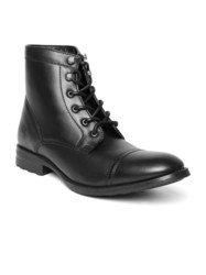 Leather Men Boots, Size: 6, 7, 8, 9, 10