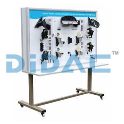 Electric Window Training Panel