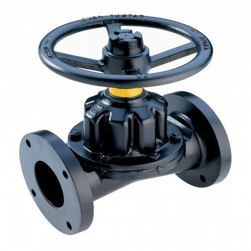 Diaphragm Valve Cast Iron
