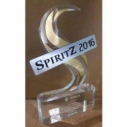 Spiritz Acrylic Trophy