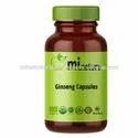 Natural Ginseng Capsules