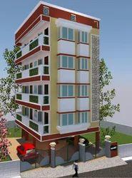 3D Architectural Exterior Visualization Designing Service