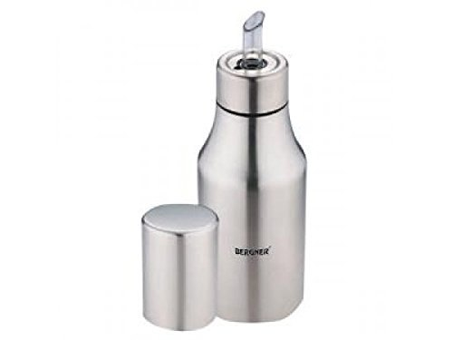 Atlasware Stainless Steel  Water Bottle 1000 Ml (Grey)