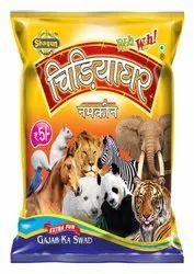 Shagun Basic Indian Chidiyaghar, Weight: 3 Kg Per Bag