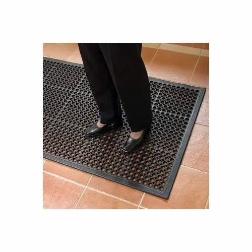 a269543b652c Virgin Rubber Hole Design 3M Safe-Tigue Mat with Anti Fatigue Technology