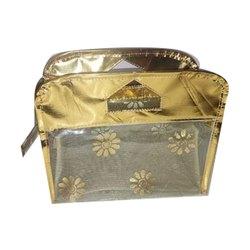 Golden Ladies Non Woven Hand Bag