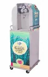 Automatic Sugarcane Juice Extractor Machine