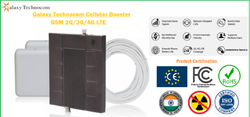 Mobile Cellular Signal Booster GSM 2G/3G/4G LTE