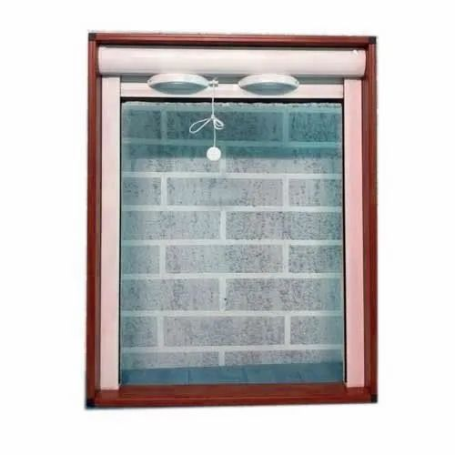 Vertical Mesh Window