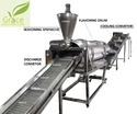 Kurkure Snacks Potato Pellets Frying Machine