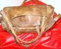 Genuine Leather Large Capacity Duffel Bag