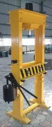 Hydraulic Bench Press